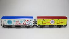 """Arnold 0050-015 Camion frigorifique-Set """"Head & k2"""" NOUVEAU & NEUF dans sa boîte ch9332"""