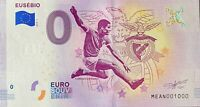 BILLET 0  EURO  EUSEBIO   PORTUGAL 2018  NUMERO 1000