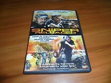 Sniper: Reloaded (DVD, Widescreen 2011) Billy Zane, Chad Michael Collins Used