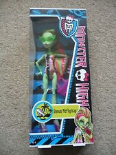 BNISB Monster High 2012 Venus Mcflytrap Swim Muñeca, raro/difícil de encontrar