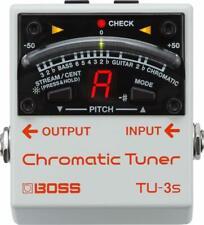 BOSS Compact Chromatic Tuner TU-3S TU-3S