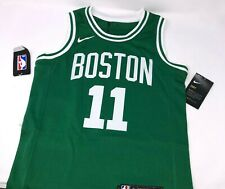 Nike Kyrie Irving Boston Celtics Icon Edition Kelly Green Jersey Youth Large