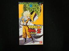 Dragon Ball Z Super Butouden Super Famicom/SNES JP GAME.