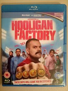Hooligan Factory 2014 Blu-ray movie region B