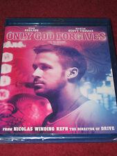 BLU-RAY ''ONLY GOD FORGIVES'' (V.F) ''SEUL DIEU PARDONNE'' WITH RYAN GOSLING.NEW