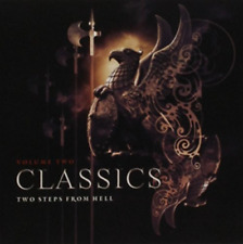 TWO STEPS FROM HELL-CLASSICS 2 (US IMPORT) CD NEW