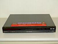 Sony RDR-HX725 DVD-Recorder / 160GB HDD, DEFEKT schaltet nicht ein