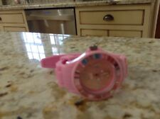 ICE Pink Rubber Watch Size Small