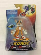 "Sonic Free Riders-Miles ""Tails"" Prower Action Figure"