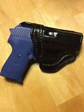 Sig Sauer P239, 357 Mag-Paddle Holster – Black - R H with 1 and 5/8 inch B Loop