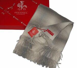 Piacenza Cashmere - Plaid Lana Cambridge Made in Italy Confezione regalo