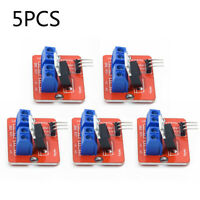 5pcs MOSFET Button IRF520 MOSFET Driver Modules For Arduino MCU ARM Raspberry Pi
