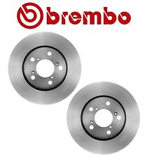 For Honda Odyssey 2005-2010 Set of 2 Front Disc Brake Rotors Vented 296mm Brembo