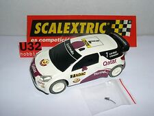 SCALEXTRIC CITROEN DS3 WRC #7 .ATTIYAH-BERNACCHINI  ONLY IN SETS.MINT UNBOXED