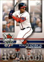 2020 Topps Home Run Challenge Series 2 #HRC-2 RONALD ACUNA JR Unscratched Braves