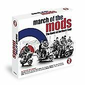 March of the Mods - The Best Of Northern Soul  (Various Artists) 3 No. CD's