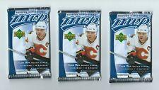 2005-06 UD Upper Deck MVP Hockey 3 Pack Retail  8 Cards per Pack