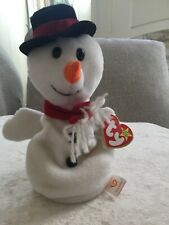Authentic Ty Beanie Baby Snowball RARE-has several key errors!  FREE SHIPPING