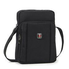 "Men's Fashion durable sport travel shoulder messenger bag fit for 7.9"" tablet PC"