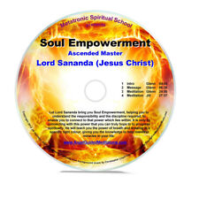 Angel Guided Meditation CD 56 - SOUL EMPOWERMENT- LORD SANANDA (Jesus Christ)