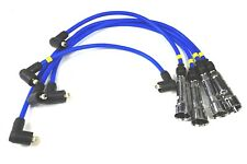 Magnecor 8mm Ignition HT Leads Wires Cable VW Polo GT / G40 1.3i SOHC 8v 1987-94