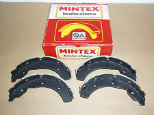 Morris Marina 1.3 1973on  Mintex Front Brake Shoes Part No MGR50