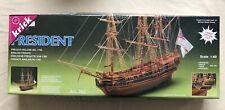 Krick 800792 President Fregatte Bausatz mit Beschlägen im Maßstab 1:60