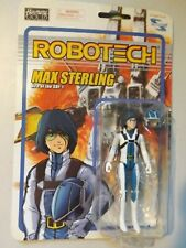 Robotech figure MAX STERLING Macross Plus TOYNAMI Ace of SDF-1 Harmony Gold