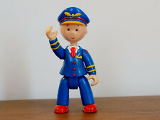 PBS PILOT CAILLOU Figure Poseable toy  RARE - Hard to find ~ More to choose from