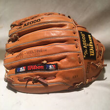 New listing WILSON The A2000 XLC pro stock Dual Hinge Baseball Glove Right-Hand Thrower