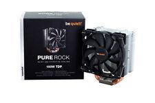 Be Quiet! BK009 Pure Rock Silent CPU Cooler Disipador Térmico & Ventilador 150W TDP-Intel/AMD