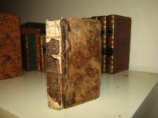 Rare Livre Ancien Epoque XVIIème 1649 L'Alcoran de Mahomet par le Sieur du Ryer
