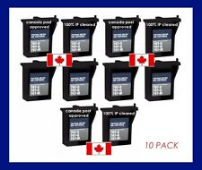 797-M for PITNEY BOWES Mailstation/2 K700 Postage Meter Ink Cartridges -10 PACK