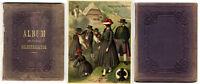 Kretschmer: Album Deutscher Volkstrachten, Chromolitho-Tafeln von 1870