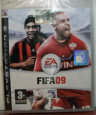 PS3 - FIFA 09 = NUOVO / CELOFANATO