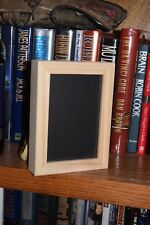 4X6 PICTURE FRAME SOLID WOOD UNFINISHED PHOTOS CRAFTS DEEP PROFILE