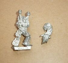 40k Rare oop Vintage Metal Chaos Space Marine Obliterator bits bitz 1