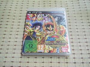 Saint Seiya Brave Soldiers für Playstation 3 PS3 PS 3 *OVP*
