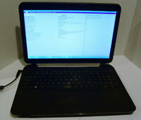 HP 255 G2 15.6'' Notebook (AMD E1-2100 1GHz 1GB) Parts/Repair AS IS