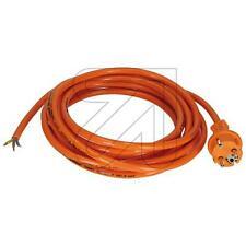 CEE 16A Geräteanschlusskabel Verlängerung H07BQ-F 3x1,5 mm² 10m mit CEE Kupplung