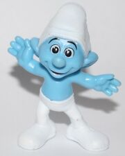 McDonald's The Smurfs 2 2013 Happy Meal Toy Crazy PVC 3""