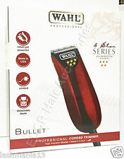 WAHL PROFESSIONAL 5 STAR SERIES BULLET CORDED TRIMMER VERSION OF PEANUT
