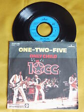 """""""Single"""" 10 CC - One-Two-Five"""