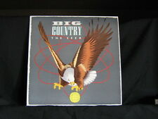 Big Country. The Seer. 33 lp Record Album. 1986. Pressed In The U.K. (?)
