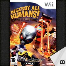 Destroy All Humans! Lâchez le Gros Willy ! Nintendo Wii