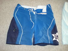 LOST SWIMSUIT XL EXTRA LARGE MENS BLUE SURF SURFING