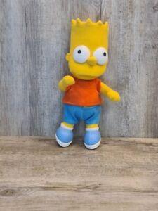 Bart Simpson 27cm Plush Toy The Simpsons