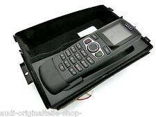 Audi S8 4H Bluetooth Telefon 4F0910393AD Bedienteil Hörer Auflage 4H0035707