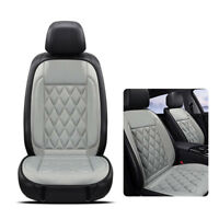 1 Set Softer DC12V Car Seat Heated Cushion Household Heating Warmer Cover Pad