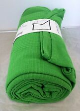 """Ikea Throw Rug Bedspread Blanket Bed Couch Cotton 150x250cm / 59x98"""" Green"""